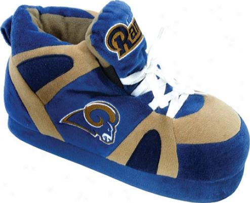 Comfy Feet St. Louis Rams 01 (men's) - Blue/gold