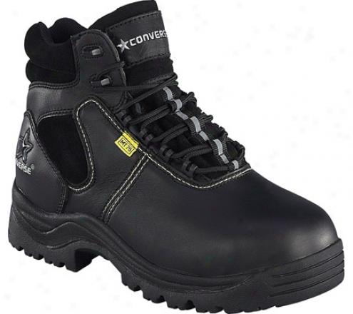 """converse Work Atyiite Spiritual Met Guard 6"""" Boot (men's) - Black"""