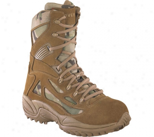 """Talk Wrk Stealth 8"""" Boot (men's) - Coyote Brown/multi Cam®"""