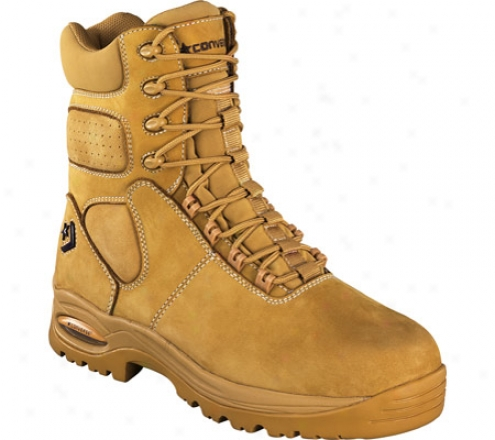 """Commune Work Waterproof Insulated 8"""" Sport Boot (men's) - Wheat"""