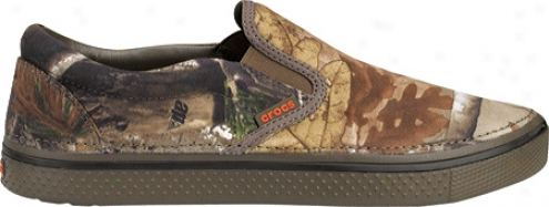 Crocs Hover Slip-on Realtree (men's) - Chocolate