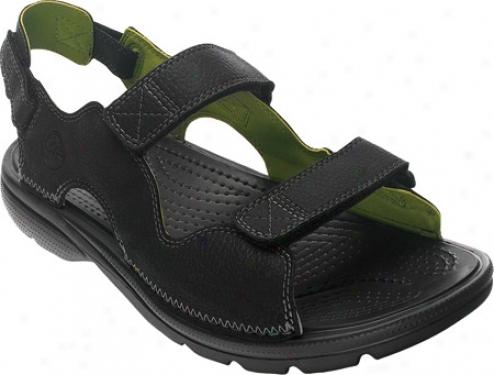 Crocs Tookali (men's) - Black/black
