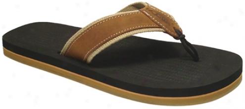 Cudas Captiva (men's) - Convert into leather
