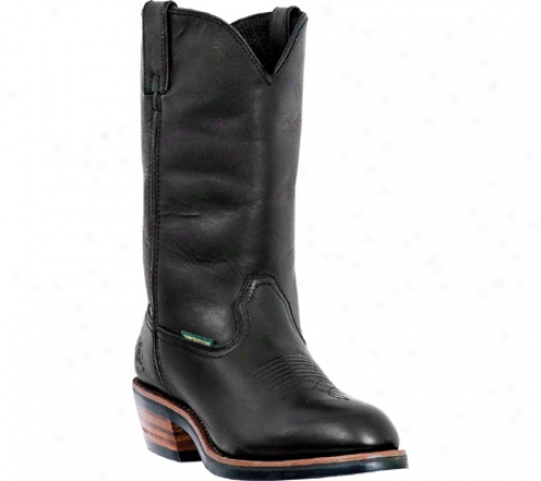 """dan Post Boots 12"""" Waterproof (men's) - Black"""