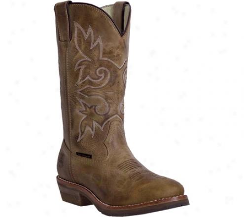 """""""dan Post Boots Waterproof Work 12"""""""" Dp69662 (men's) - Natural"""""""