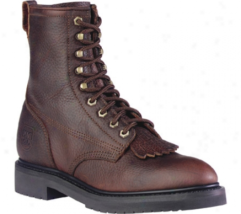 Dan Post Boots Work Lacer (men's) - Briar