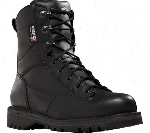 """danner Apb 8"""" 400g Thinsulate Ultra Insulation Pt (men's) - Black Leather"""