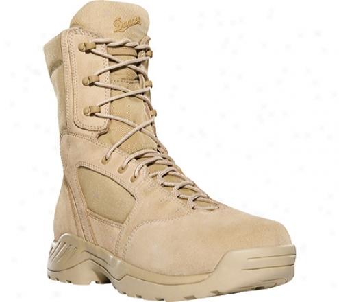 """""""danner Army Kinetic 8"""""""" (men's) - Tan Full Grain Leather"""""""