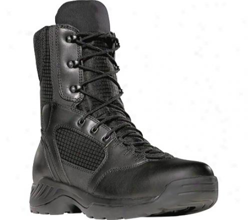 """""""danner Kinetic 8"""""""" (men's) - Black Full Grain Leather/nylon"""""""