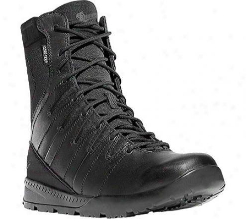 """danner Melee 8"""" (men's) - Black Leather"""