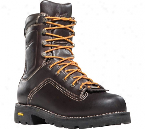 Danner Quarry 400g Thinsulate Ultra Insulation Nmt (men's) - Brown Full Grain Leather