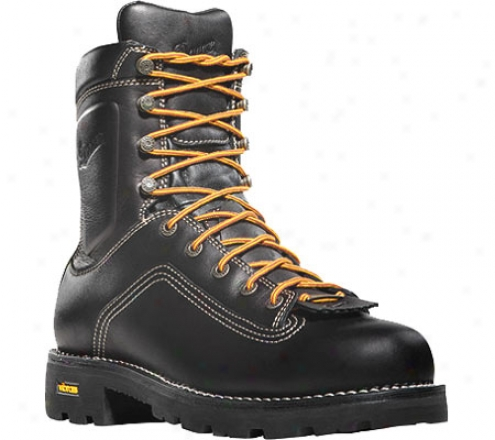 """danner Prey 8"""" (men's) - Black Leather"""