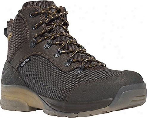 """danner Tektite Nmt 4.5"""" (mne's) - Brown/yellow Leather/superfabric®"""