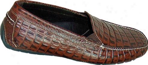 David Spencer Cortez (men's) - Soort Rust Croco Leather