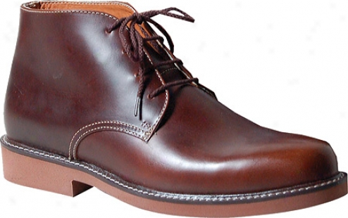 David Spencer Montgomery (men's) - Briar Waxy Leather