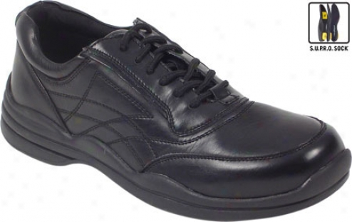 Deer Satgs New Millenium (men's) - Black Leather