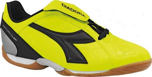 Diadora Dd-eleven R Id (men's) - Yellow Fluorescent/black