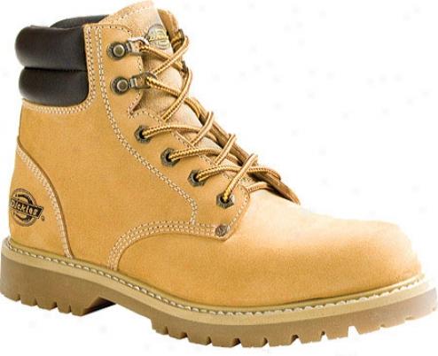 Dickies Raider Plus (men's) - Wheat Full Grain Leather