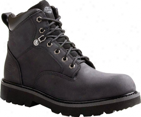 Dickies Ranger (men's) - Black Full Twentieth part of a scruple Leather