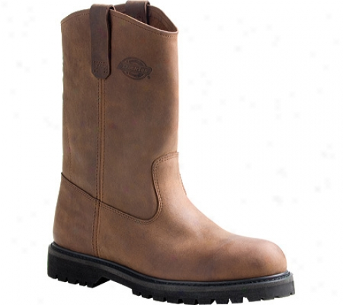 Dickies Rogue Work St (men's) - Brown Crazy Horse Leather