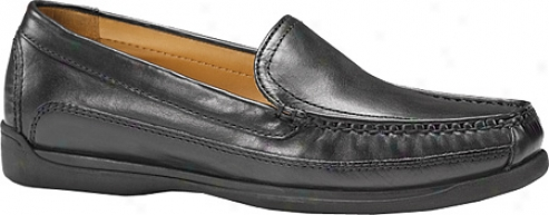 Docekrs Catalina (men's) - Black Burnishable Full Grain