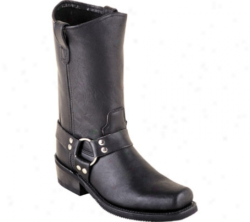 """double H 10"""" Harnes Boot Sierra (men's) - Black"""