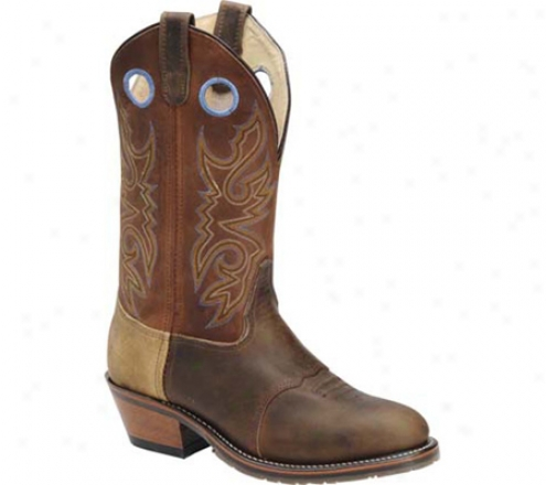 Double H Concreted sugar Buckaroo (men's) - Chocolate