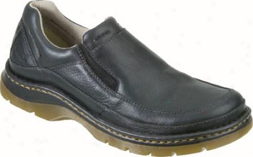 Dr. Martens 8b797x Elastic Gusset Slip-on Shoe (men's) - Black Grizzly