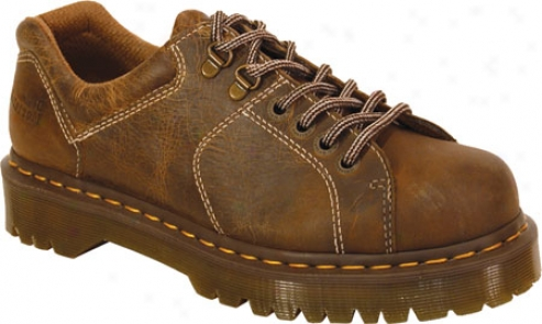 Dr. Martens Flex Bex 8312 6 Tie Lace To Toe Shoe (men's) - Tan Greenland