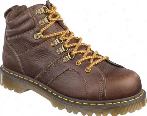 Dr. Martens Fynn 8-tie Boot (men's) - Brown Harvest