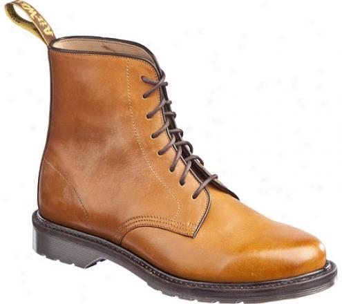 Dr. Martens Jeffrey 8-eye Biot (men's) - Convert into leather Burnished Servo Lux