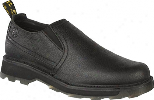 Dr. Martens Jethro Plain Toe Slip On Shoe (men's)