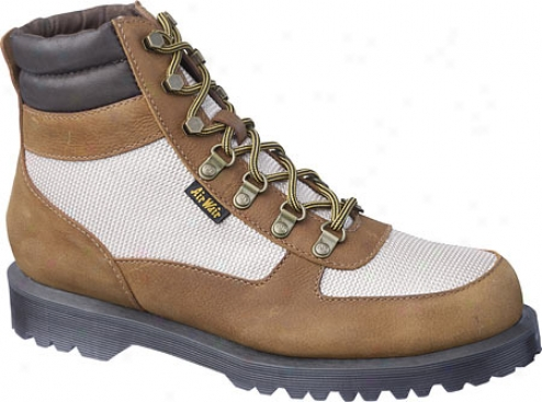Dr. Martens Shayne Padded Collar Profit (men's) - Tan/beige Bigfoot/ballistic Mesh