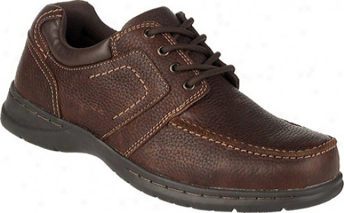 Dr. Scholl's Blake (men's) - Bushwacker Brown Leather
