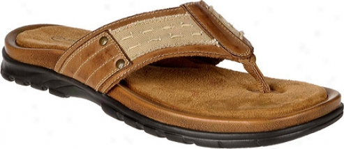 Dr. Scholl's Cameron (men's) - Saddan Tan Mirage Leather