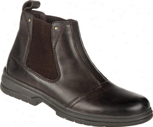 Dr. Scholl's Power (men's) - Brown Crazy Horse Leather