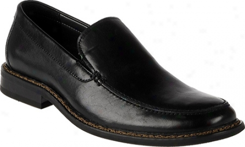 Dr. Scholl's Trip (men's) - Black Leather