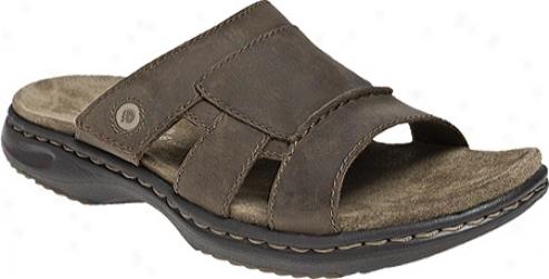 Dunham Bend (men's) - Tan Leather