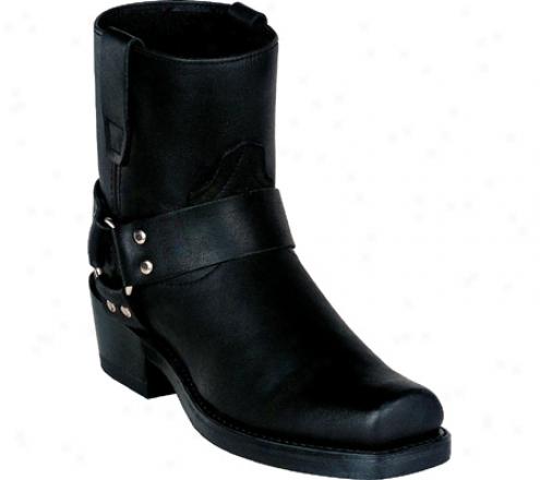 Durango Boot Db710 7 (men's) - Black Oil Leather