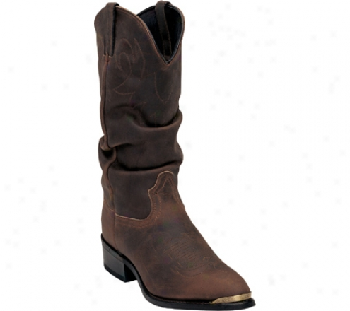 Durango Boot Sw542 12 (men's) - Tan Distress Leather