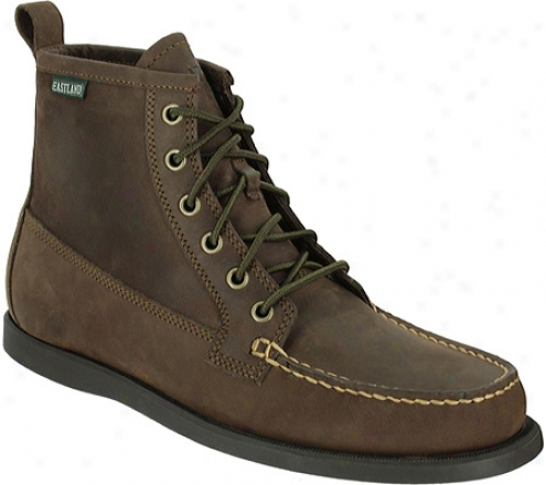 Eastland Up Country (men's) - Dark Brown Leather