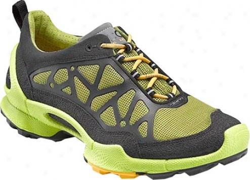 Ecco Biom Trail 1.2 (men's) - Dismal Synthetic/herbal Textile/black Synthetic