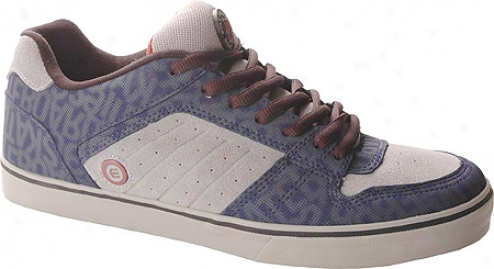 Etnies Sheckler 2 (men's) - Blue/burgundy