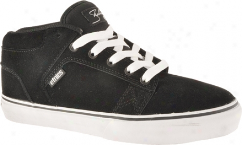 Etnies Sheckler 4 (men's) - Black/white