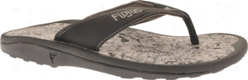 Flojos Traveler (men's) - Black