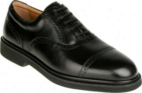 Florsheim Bishop (men's) - Black Leather
