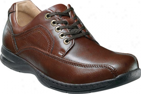 Florsheim Deaver (men's) - Brown Milled Leather