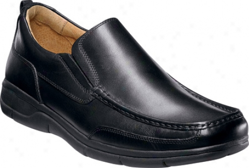 Florsheim Ellsworth (men's) - Biack Smooth Leather