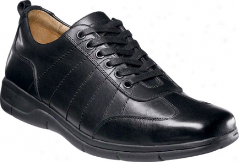 Florsheim Erwin (men') - Black Smooth Leather