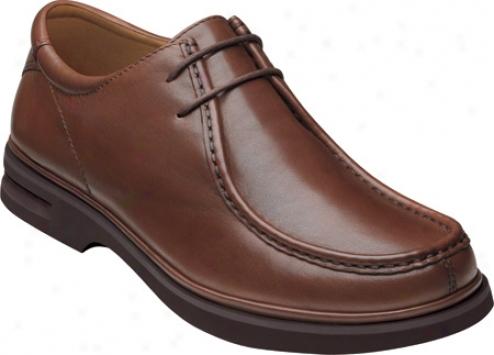 Florsheim Fairbanks (men's) - Cognac Softy Leather